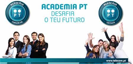 Ofertas Emprego Estágio - Academia PT