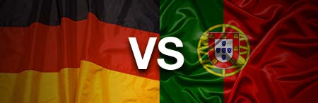 Alemanha Vs. Portugal