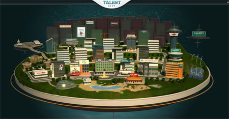 The Talent City - Cidade do Talento