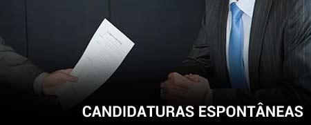 Empresas que aceitam Candidaturas Espontâneas
