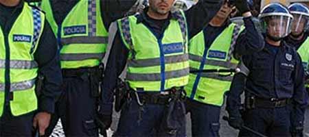 Recrutamento PSP - Enviar candidatura Polícia Segurança Pública