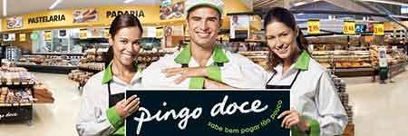 Trabalhar no Pingo Doce