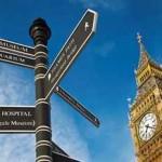 Documentos para trabalhar em Londres