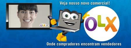 Site de Classificados Grátis OLX