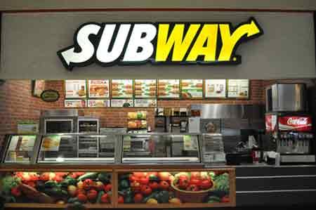 Recrutamento para trabalhar em Restaurantes de Fast Food