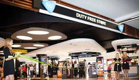 Recrutamento para trabalhar numa Duty Free Store
