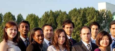 Candidatar-se a Estágios Internacionais Remunerados