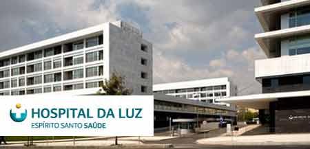 Hospital da Luz Recrutamento de Pessoal médico e administrativo