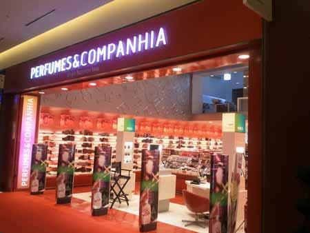 Lojas Perfumes & Companhia Recrutamento - Trabalhar em loja de perfumes