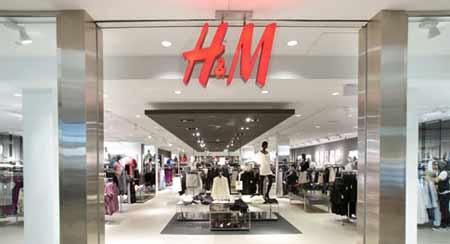 Trabalhar em Lojas de Roupa - H&M Recrutamento