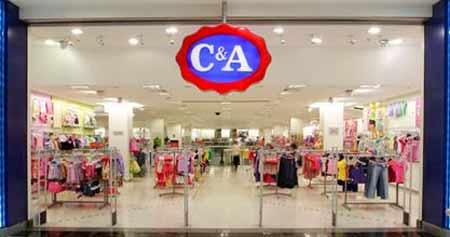 C&A Recrutamento para trabalhar em Lojas