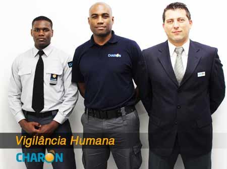 Charon Recrutamento de novos colaboradores para trabalhar em Segurança Privada