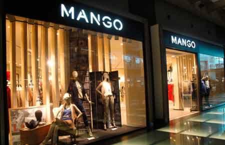 Lojas Mango Recrutamento em Portugal