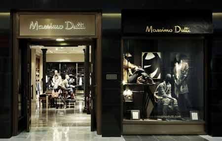 Massimo Dutti recrutamento de colaboradores para lojas