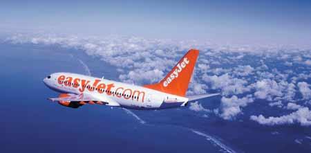 Easyjet Recrutamento Portugal - Empregos na companhia aérea low cost
