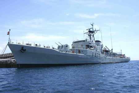 Marinha Portuguesa Recrutamento - Trabalhar como Oficial, Sargento ou Praça