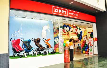 Lojas Zippy Kidstore Recrutamento - Trabalhar em Lojas para Crianças