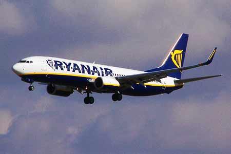 Ofertas de Emprego na Ryanair em Portugal e na Europa