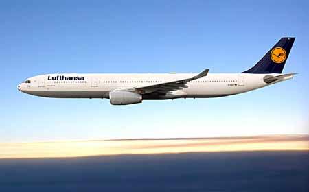 Lufthansa Recrutamento em diversos países