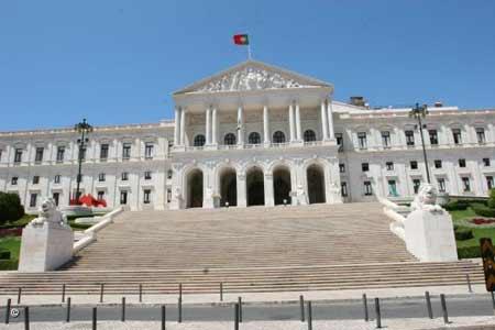 Recrutamento de pessoal para a Assembleia da República