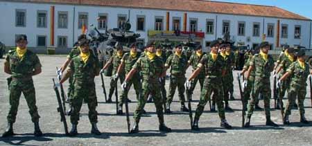 Recrutamento Exército Português - Comece aqui a sua carreira militar
