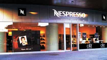 Trabalhar numa Boutique Nespresso - Concorra a empregos!