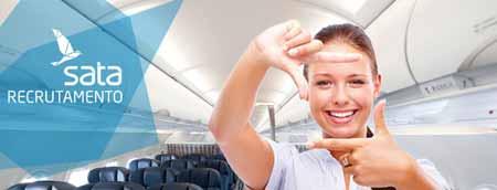 SATA Recrutamento - Encontre empregos nesta Companhia Aérea