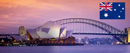 Recrutamento Austrália - Encontre emprego num país em crescimento e perspetivas de futuro