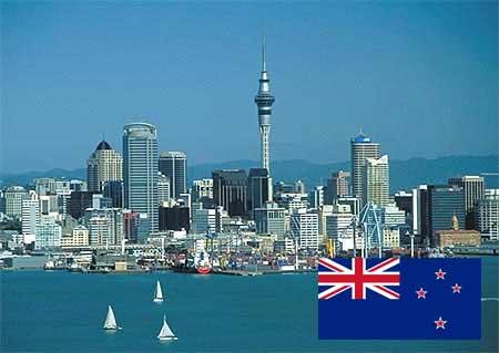 Recrutamento de Candidatos para Trabalhar na Nova Zelândia
