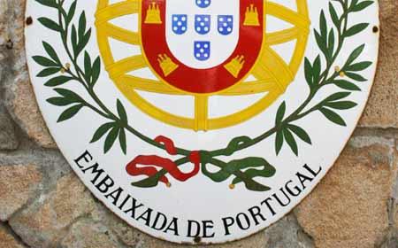 Recrutamento Embaixadas de Portugal em vários países