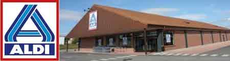 Ofertas de Emprego Supermercados Aldi