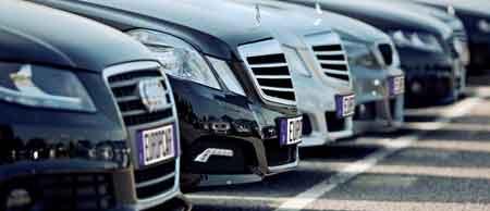 Ofertas de Emprego em empresas de aluguer de automóveis