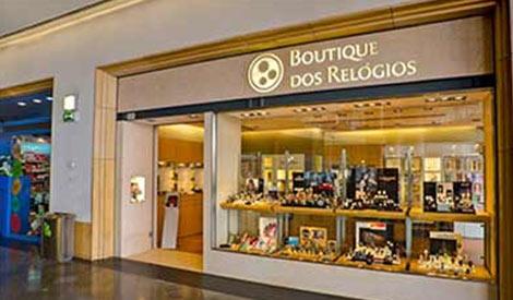 Ofertas de Emprego nas lojas Boutique dos Relógios