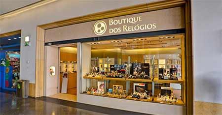 Ofertas de Emprego para trabalhar na Boutique dos Relógios