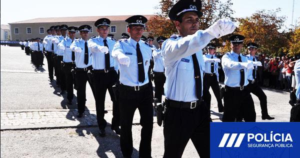 Concurso Agente PSP - Polícia de Segurança Pública