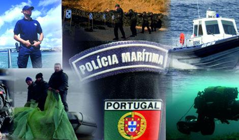 Concurso Agentes da Polícia Marítima