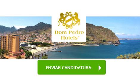 Dom Pedro Hotels Ofertas de Emprego