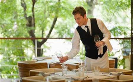 Ofertas de Emprego Empregados de Mesa a Tempo Inteiro ou Parcial
