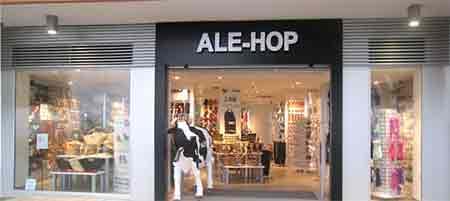 Ofertas de Emprego nas lojas ALE-HOP