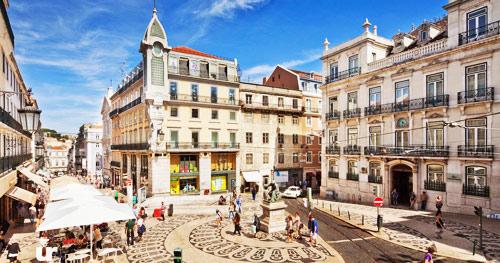 Recrutamento Chiado Lisboa