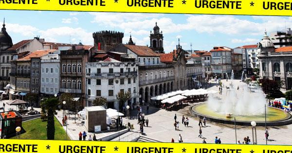 Emprego Urgente em Braga