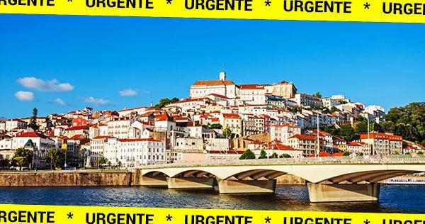 Empregos Urgente em Coimbra