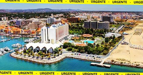 Emprego Urgente em Faro