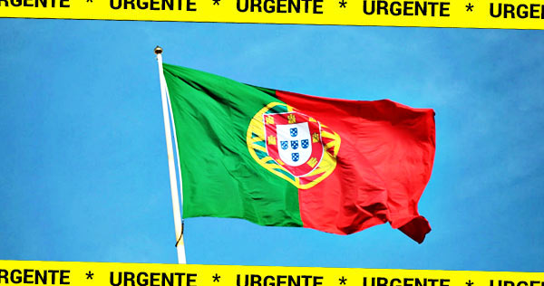 Emprego Urgente em Portugal