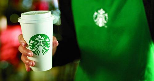Ofertas de Emprego lojas Starbucks
