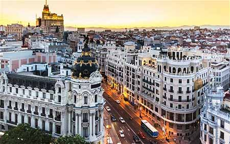 Ofertas de Emprego em Madrid