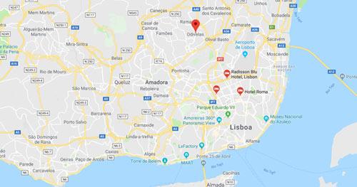 Empregos em Odivelas (Lisboa)
