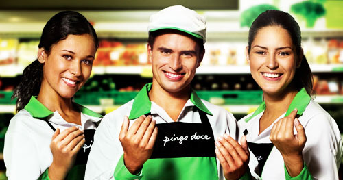 Empregos nos Supermercados Pingo Doce no Porto