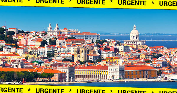 Empregos Urgente em Lisboa