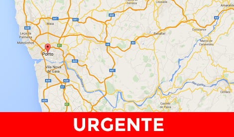 Recrutamento Urgente no Porto